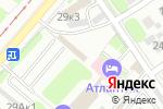 Схема проезда до компании Баньковъ в Нижнем Новгороде