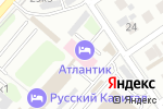 Схема проезда до компании Русская банюшка в Нижнем Новгороде