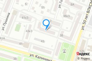 Сдается однокомнатная квартира в Арзамасе улица 50 лет ВЛКСМ, 38к1