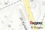 Схема проезда до компании Магазин дверей на ул. Кузьмина в Нижнем Новгороде