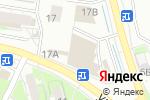 Схема проезда до компании Горьковский в Нижнем Новгороде