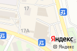 Схема проезда до компании Холодок в Нижнем Новгороде
