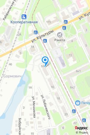 Дом 14 по ул. Коммуны, ЖК Удачный на Яндекс.Картах
