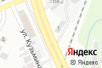 Схема проезда до компании Блеск в Нижнем Новгороде