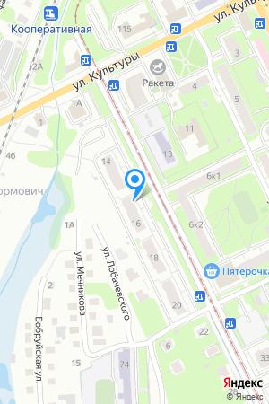 Дом 16 по ул. Коммуны, ЖК Удачный на Яндекс.Картах