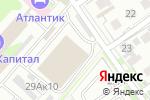 Схема проезда до компании ТехИнтерКом в Нижнем Новгороде