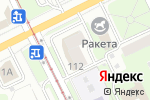 Схема проезда до компании Оптима в Нижнем Новгороде