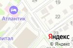 Схема проезда до компании Строймастер-НН в Нижнем Новгороде