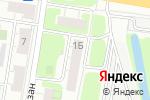 Схема проезда до компании Айти-Хост в Нижнем Новгороде