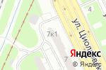 Схема проезда до компании ЗЕНИТ-СЕРВИС в Нижнем Новгороде