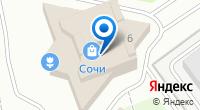 Компания Универсал на карте