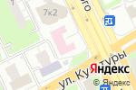 Схема проезда до компании Поволжье-Фарм в Нижнем Новгороде