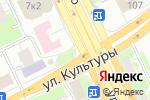Схема проезда до компании Магазин ивановского текстиля в Нижнем Новгороде