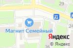 Схема проезда до компании Колесо в Нижнем Новгороде