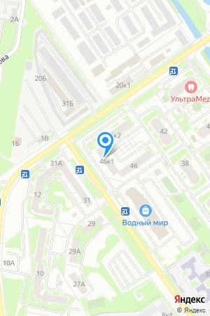 Дом 46 корп.1 по ул. Янки Купалы, ЖК Водный мир на Яндекс.Картах