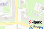 Схема проезда до компании Jenavi в Нижнем Новгороде