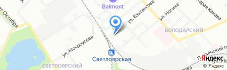 Новый лес на карте Нижнего Новгорода