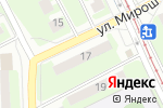 Схема проезда до компании Фэмили в Нижнем Новгороде