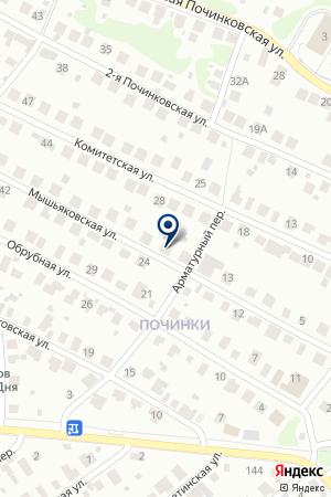 ТФ МУРАДОВ Д. Г. на карте Нижнего Новгорода