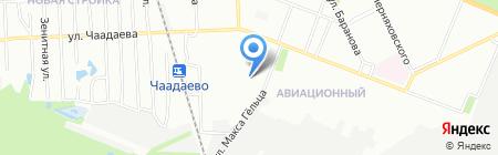 Детский сад №355 Мишутка на карте Нижнего Новгорода