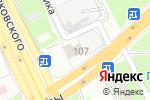 Схема проезда до компании Вина Кубани в Нижнем Новгороде