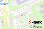 Схема проезда до компании Планета рыб в Нижнем Новгороде