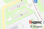Схема проезда до компании Домашний очаг в Нижнем Новгороде