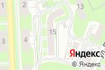 Схема проезда до компании ТСЖ №15 в Нижнем Новгороде