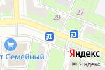 Схема проезда до компании Сеть магазинов цветов и семян в Нижнем Новгороде