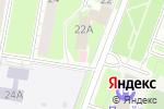 Схема проезда до компании Спектр в Нижнем Новгороде