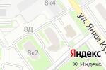 Схема проезда до компании Меркурий-НВ в Нижнем Новгороде