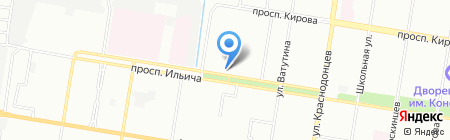Мечта на карте Нижнего Новгорода