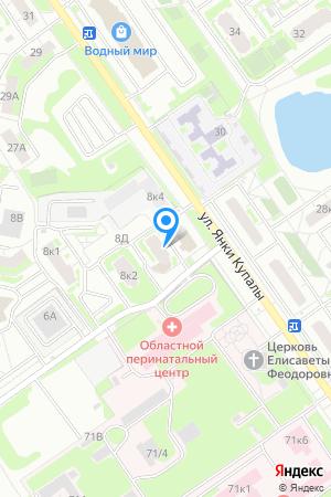 Дом 8 корп.3 по ул. Коломенская, ЖК Мой дом на Коломенской на Яндекс.Картах