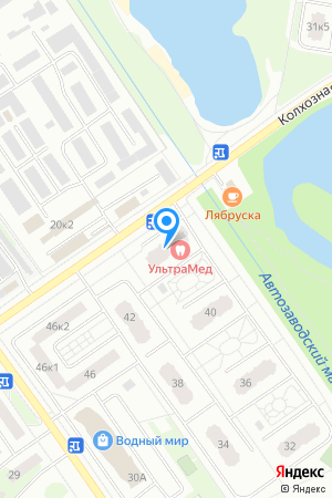 Дом 44 по ул. Янки Купалы, ЖК Водный мир на Яндекс.Картах