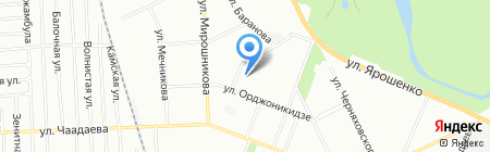 Ап Транс на карте Нижнего Новгорода