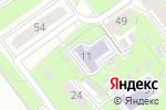 Схема проезда до компании Детский сад №190 в Нижнем Новгороде