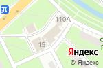 Схема проезда до компании Дом в Нижнем Новгороде