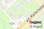 Схема проезда до компании Артель строй-НН в Нижнем Новгороде