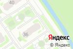Схема проезда до компании МОНОЛИТСТРОЙ в Нижнем Новгороде