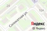 Схема проезда до компании АКСУЭ Волга в Нижнем Новгороде