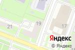 Схема проезда до компании Локон в Нижнем Новгороде
