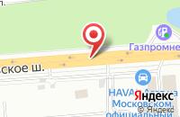 Схема проезда до компании Каскад 2000 в Нижнем Новгороде