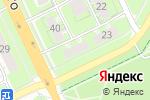 Схема проезда до компании Грундфос в Нижнем Новгороде