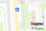 Схема проезда до компании Здоровье в Нижнем Новгороде
