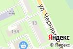 Схема проезда до компании Bery24.ru в Нижнем Новгороде