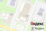 Схема проезда до компании Экспромт в Нижнем Новгороде