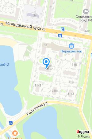 Дом 31/2 по просп. Молодёжный, ЖК Молодёжный на Яндекс.Картах