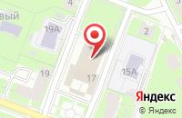 Схема проезда до компании Торг-Маркет-Нн в Нижнем Новгороде