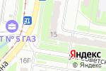 Схема проезда до компании Мебель для людей в Нижнем Новгороде
