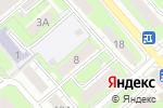 Схема проезда до компании Мужские дела за час в Нижнем Новгороде